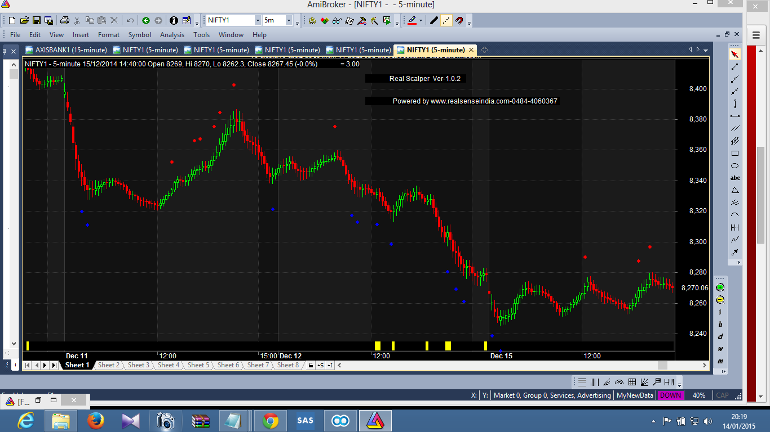 Nse stock option trading software